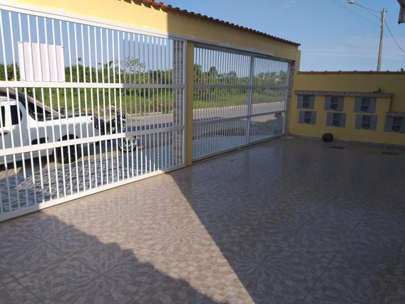 Sobrado Em Balneário Japura, Praia Grande/sp De 0m² 1 Quartos À Venda Por R$ 120.000,00 - So131071