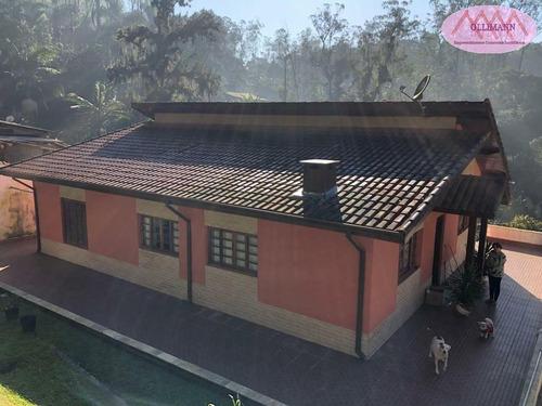 Imagem 1 de 15 de Chácara Para Venda Em Ribeirão Pires, Barro Branco, 3 Dormitórios, 1 Suíte, 2 Banheiros, 4 Vagas - 0741/2020_2-1128715