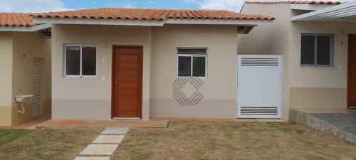 Casa Com 2 Dormitórios À Venda, 50 M² Por R$ 220.000,00 - Conjunto Habitacional Júlio De Mesquita Filho - Sorocaba/sp - Ca7017