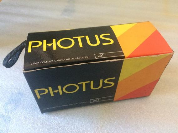 Maquina Photus 201 35mm Lens