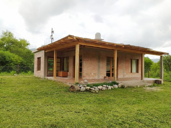 Venta Casa Quinta En Lozano Jujuy