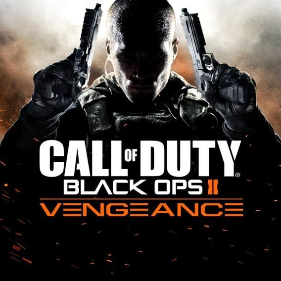 Dlc Vengeance Para Black Ops 2 Cod Bo2 Br - Não Inlcui O Jogo - Ps3 Playstation 3
