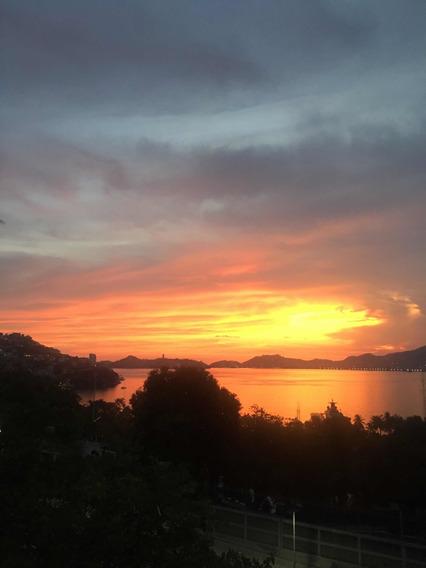 Hermoso Departamento Vista Al Mar Acapulco