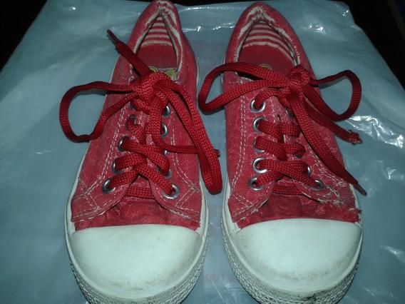 Zapatillas Kickers T 28 Plantilla 18 Cm