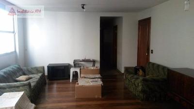 Apartamento Residencial Para Venda E Locação, Centro, São Paulo - Ap0855. - Ap0855