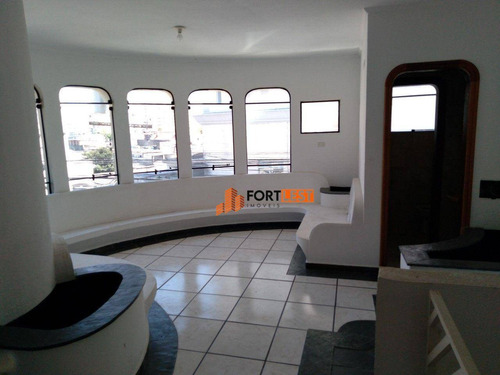 Imagem 1 de 15 de Prédio Para Alugar, 200 M² Por R$ 6.500,00/mês - Alto Da Mooca - São Paulo/sp - Pr0001