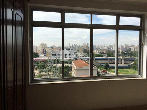 Imagem 1 de 15 de Apartamento Em São Paulo Bairro Brás - V2873