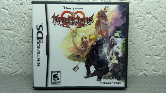 Kingdom Hearts 358/2 Days Nintendo Ds * Sem Jogo *r$79