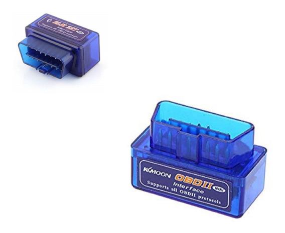 1 Scaner Automotivo Elm-327 V.2.1 Torque Pro Obd2 Bluetooth