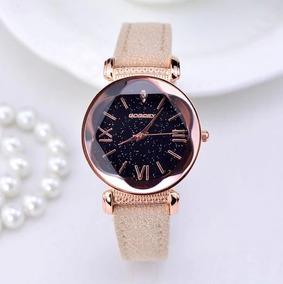 Relógio Feminino De Quartzo Marca Gogoey Go4417