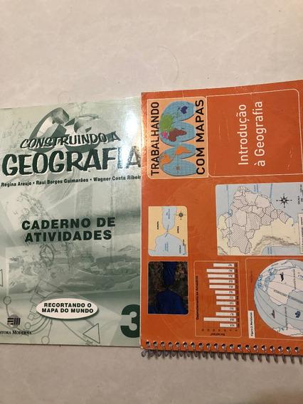 Construindo Geografia Caderno Atividades 3- Trabalhando Mapa