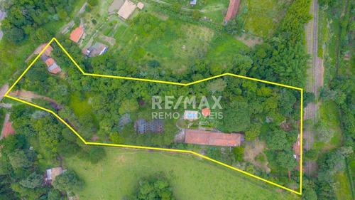 Chácara Com 13.880 M² Com Casa + Piscina + Quadra Poliesportiva Em Vinhedo/sp Por R$ 2.200.000 - Ch0259
