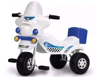 Triciclo Policia