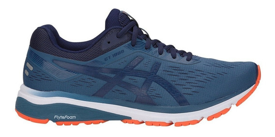 Tenis Asics Gt-1000 7 Grand Shark/peacoat