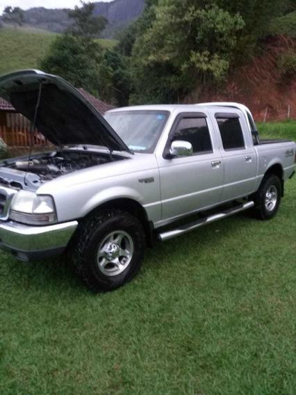 Ford Ranger 2.8 Xlt Limited Cab. Dupla 4p 2003