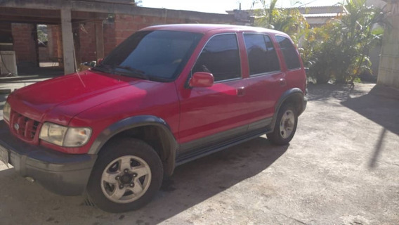 Kia Sportage 2001 Automatica Roja 4x2