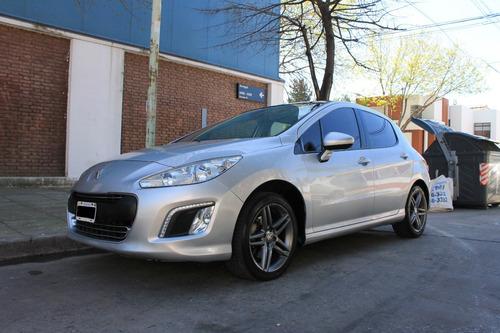 Imagen 1 de 14 de Peugeot 308 Sport 1.6thp Tiptronic Como Nuevo 113.000km 2014
