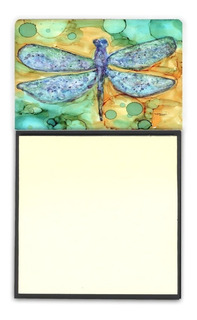 Caroline S Treasures Abstract Dragonfly Sticky Note Ho...