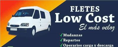 Fletes Mudanzas Low Cost Zona Norte Villa Ballester