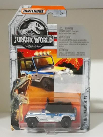 Matchbox - Jurassic World -