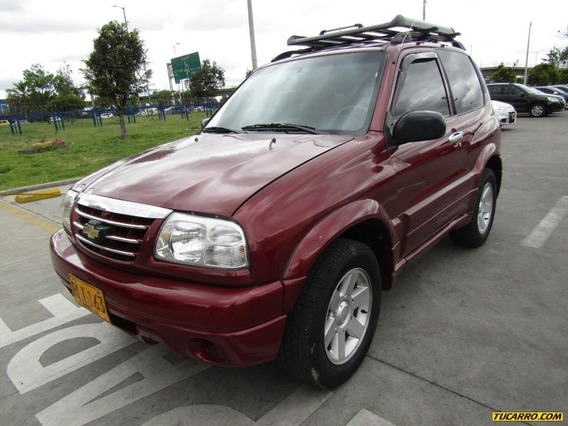 Chevrolet Grand Vitara Mt 1600cc
