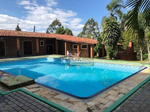 Imagem 1 de 20 de Chácara Com 5 Dormitórios À Venda, 9000 M² Por R$ 1.290.000,00 - Nirvana - Biritiba Mirim/sp - Ch0494