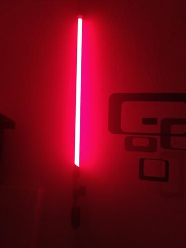 Sable De Luz De Darth Vader Para Pared. (1.20 Mts)