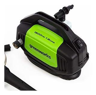 Greenworks 1500 Psi 1.2 Gpm Lavadora De Presión Eléctrica, G