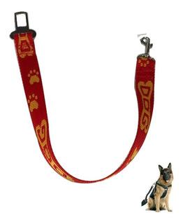 Cinturon Seguridad Perros Mascotas Auto Camioneta Universal