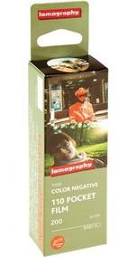 Filme Lomography 110 Cartridge 24 Poses Colorido