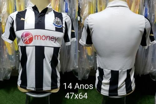 Camisa Newcastle Puma Infantil Titular 2012/2013