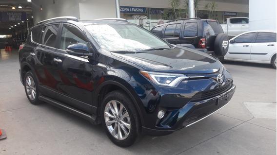 Toyota Rav 4 Limited 2018