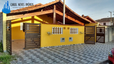 2673 - Casa Nova Saque Seu Fgts! Venha Morar Na Praia