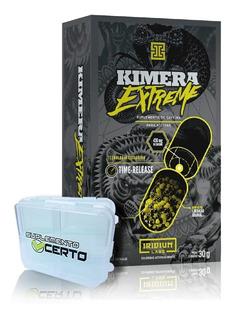 Kimera Extreme Termogênico Queimador 60 Caps - Iridium Labs