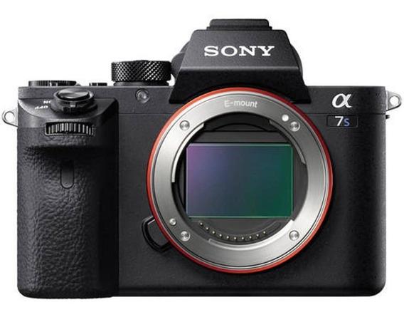 Sony A7sii 4k Mirrorless Full Frame (corpo) + 7 Baterias
