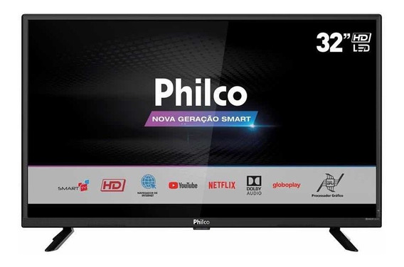 Smart Tv Led 32 Hd Philco Ptv32g52sgwa