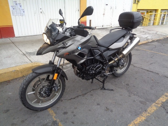 Bmw F700 Gs Top Case 2013 Original Nueva