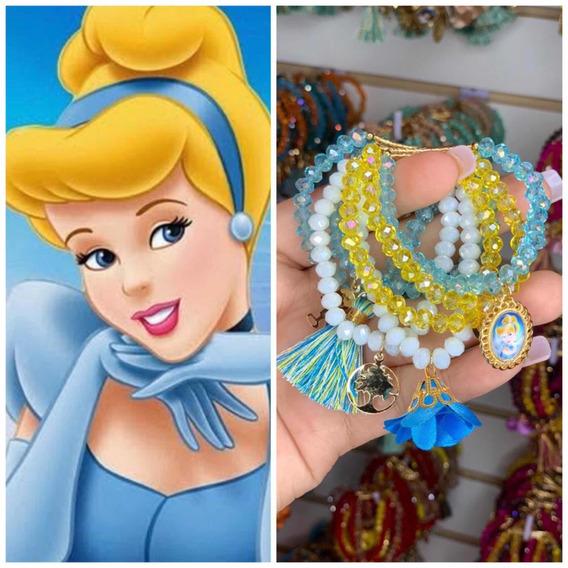 Set De 7 Semanarios De Princesas De Disney