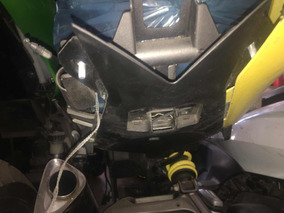 Para Lama B Traseiro Kawasaki Er6n Original Para Barro