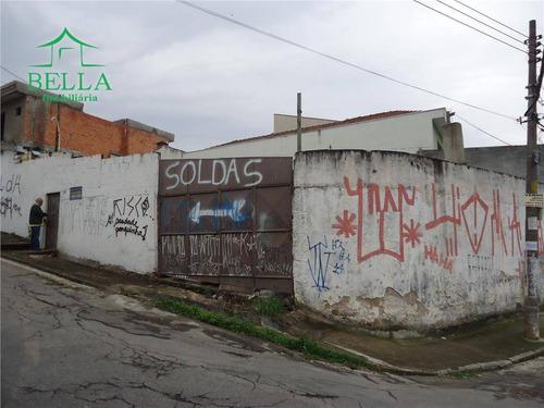 Terreno Comercial À Venda, Vila Mangalot, São Paulo. - Te0155