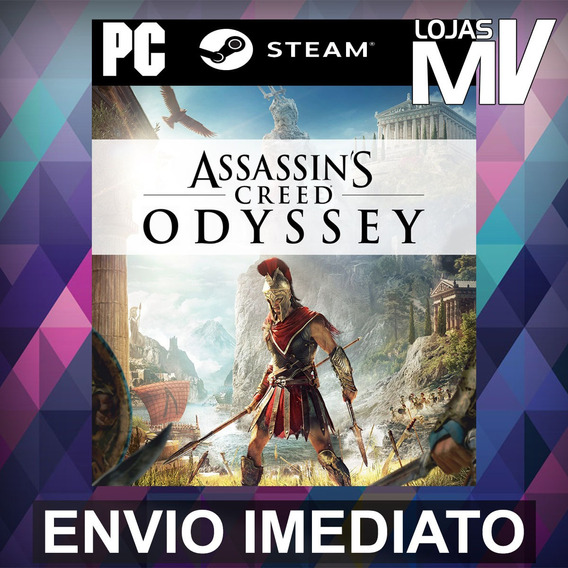 Assassins Creed Odyssey - Pc Steam Gift Presente