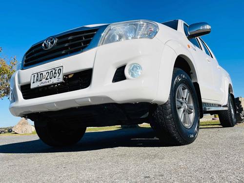 Toyota Hilux 2013 2.7 Cd Srv Vvti 4x4 - A3