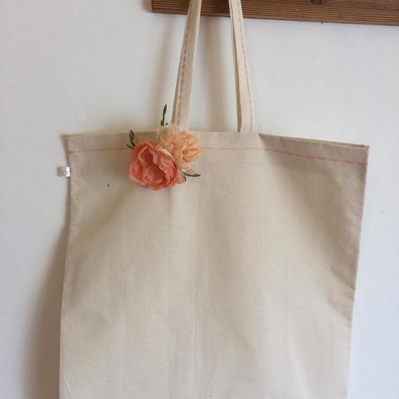 Bolsas De Tela (lienzo) Reutilizables Tote Bag