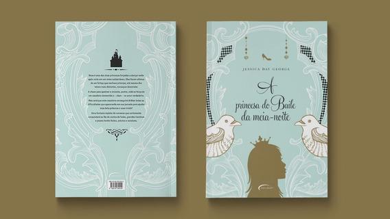 Livro: A Princesa Do Baile Da Meia-noite