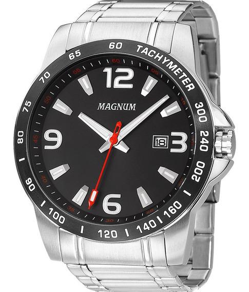 Relógio Magnum Masculino Garantia Original Nfe