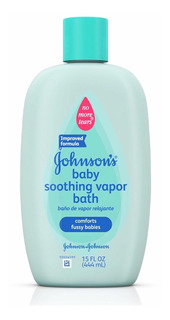 Johnsons Baby Soothing Vapor Bath. Pum: $177.92 X Ml
