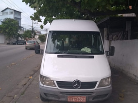 c3ea03afa291f Mercedes-Benz Sprinter Van usado em Rio de Janeiro no Mercado Livre ...