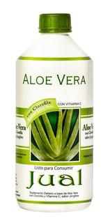 Aloe + Clorofila Organico Jual X 500 Cc