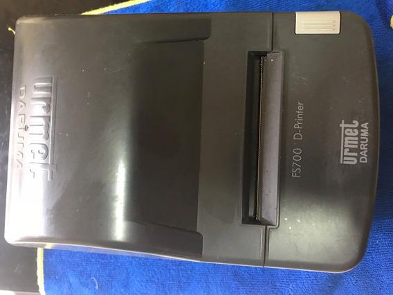 Impressora Fiscal Daruma Fs 700 Mach1 256 Mb Serrilha C/ Nf