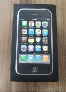iPhone 3gs 16gb Com Caixa E Acessórios Originais